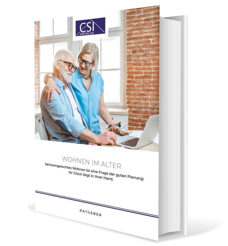Ratgeber Wohnen im Alter - Kostenlos