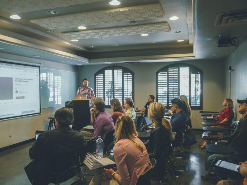 Seminare, Veranstaltungen bei CSI Immobilien
